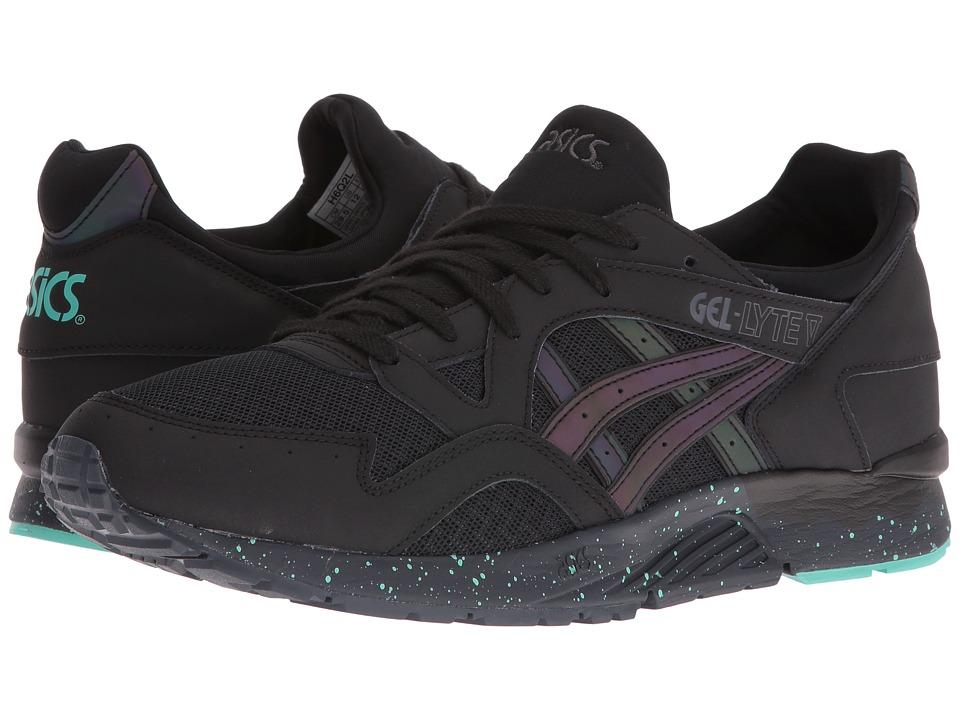 ASICS Tiger - Gel-Lyte V (Black/Black) Athletic Shoes