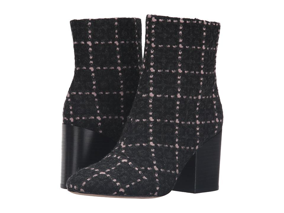 Bettye Muller - Nightcap (Black/Pink Boucle) Women's Shoes