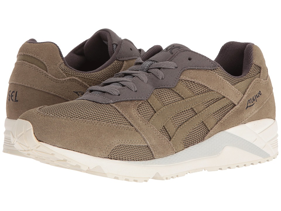Onitsuka Tiger by Asics - Gel-Lique (Light Olive/Light Olive) Athletic Shoes