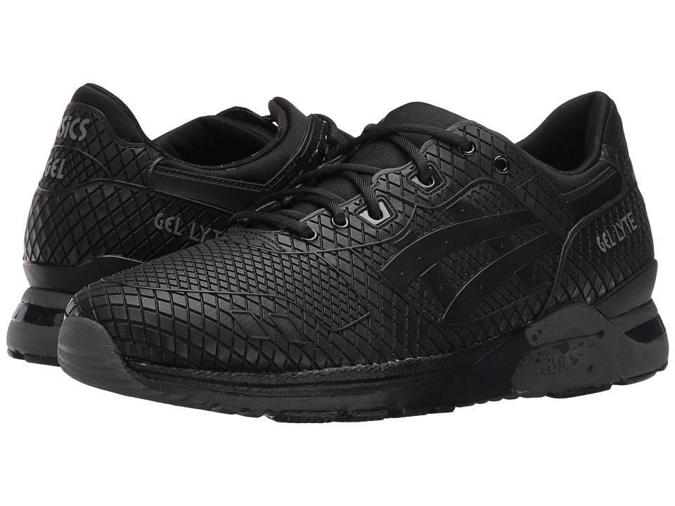ASICS Tiger Gel-Lyte EVO (Black/Black) Athletic Shoes