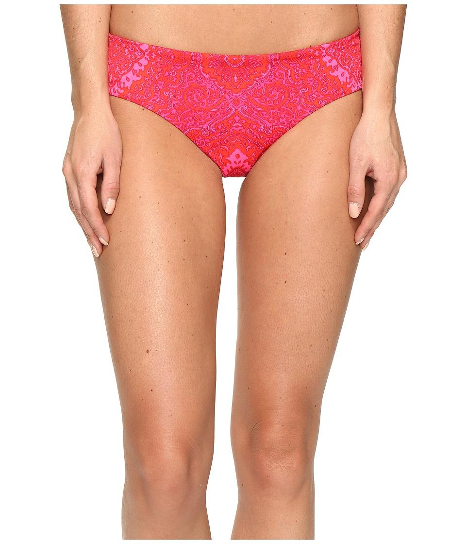 Billabong - Damasquerade Hawaii Bottoms (Shaka Pink) Women's Swimwear