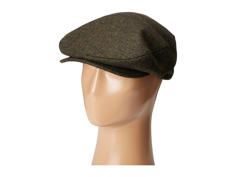 Brixton - Barrel Snap Cap (Moss) Caps