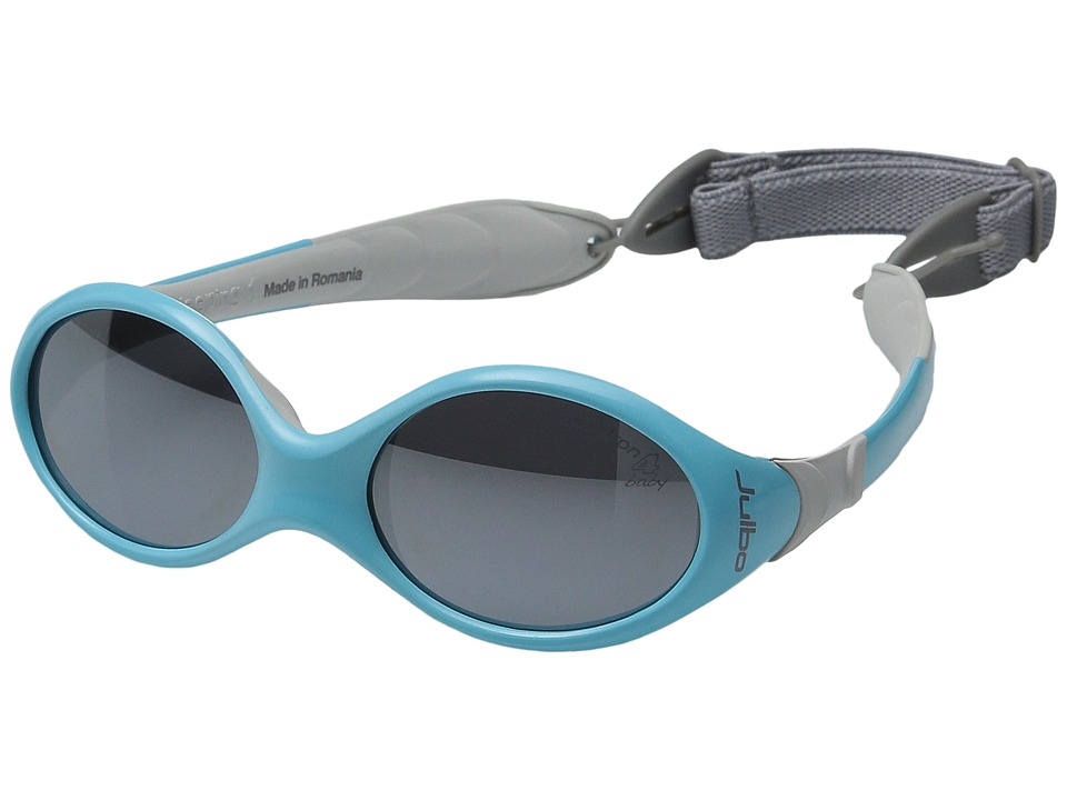 Julbo Eyewear - Looping 1 Kids Sunglasses (Bleu/Ciel Gris) Sport Sunglasses