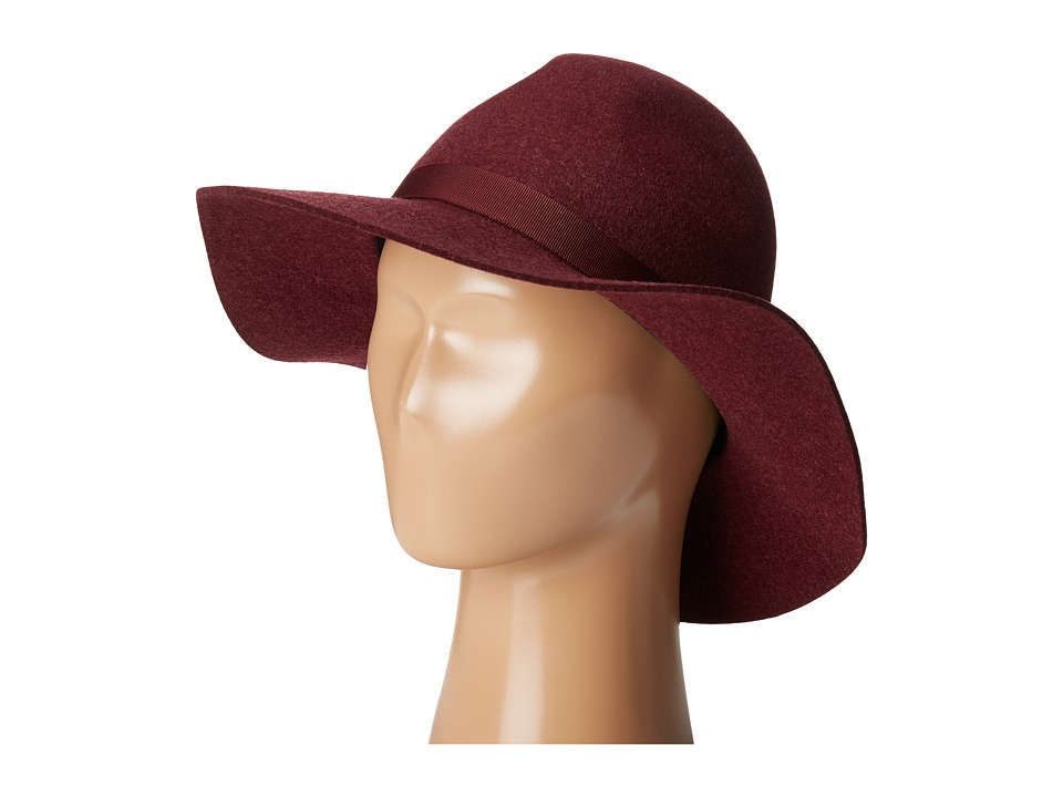 Brixton - Dalila Hat (Heather Wine) Traditional Hats