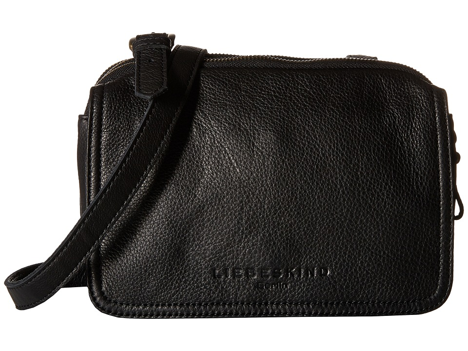 Liebeskind - Maike Crossbody (Black) Cross Body Handbags
