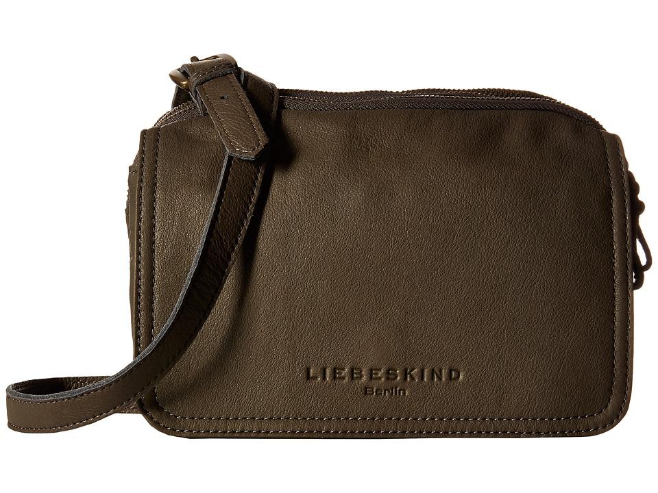 Liebeskind - Maike Crossbody (French Grey) Cross Body Handbags