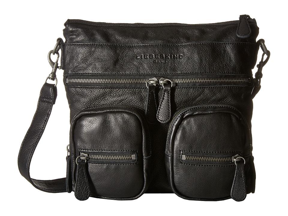 Liebeskind - Anny Crossbody (Black) Cross Body Handbags