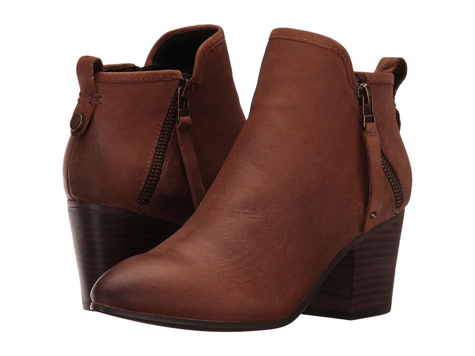 Steve Madden - Julius (Cognac Leather) Women's Shoes
