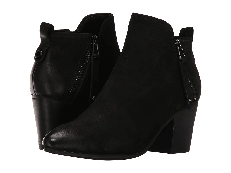 Steve Madden - Julius (Black Leather) Women's Shoes