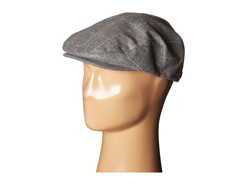 Brixton - Hooligan (Grey Combo) Traditional Hats