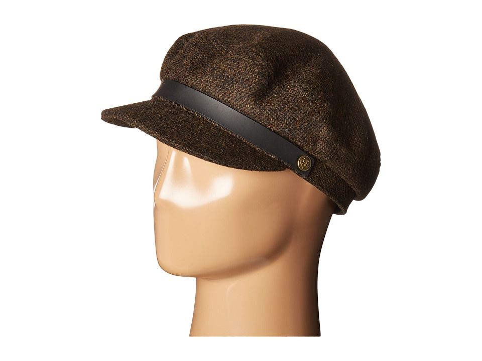 Brixton - Fiddler (Brown Combo) Traditional Hats