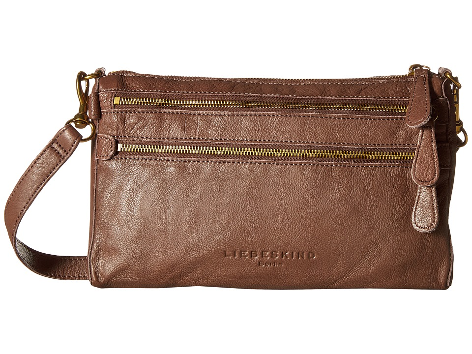 Liebeskind - Kara Crossbody (Almond) Cross Body Handbags