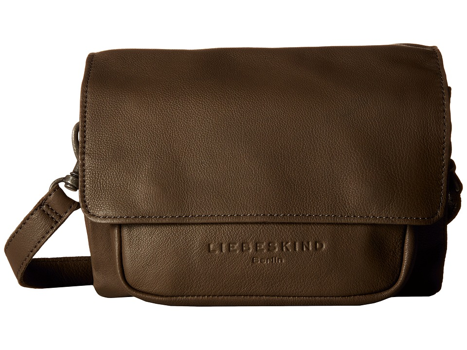 Liebeskind - Calista B Crossbody (Truffle) Cross Body Handbags