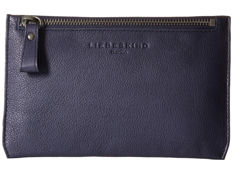 Liebeskind - Kiwi C Pouch (Midnight Blue) Wallet Handbags