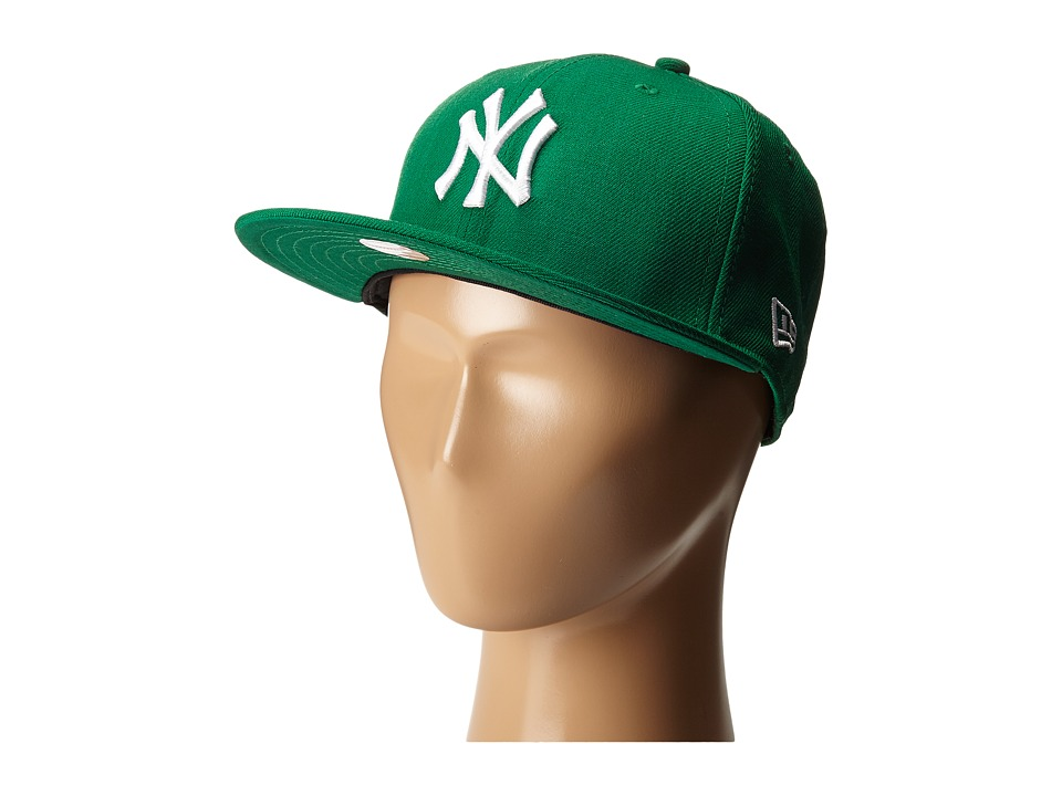 New Era - 59FIFTY New York Yankees (Green) Caps