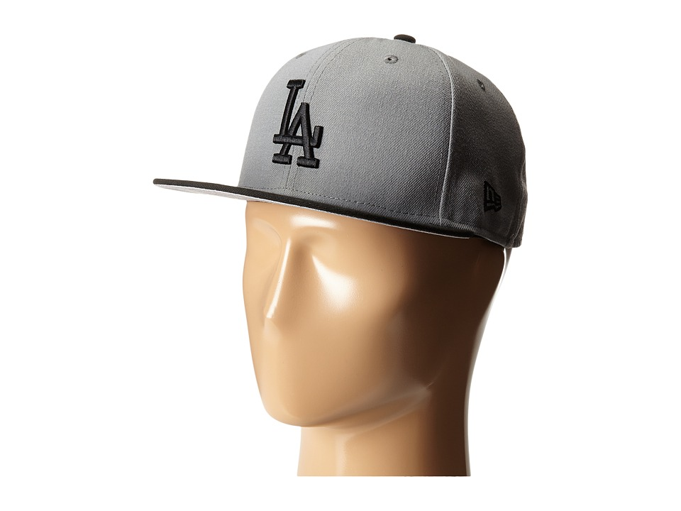 New Era - 59FIFTY Los Angeles Dodgers (Gray) Caps