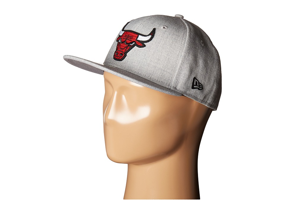 New Era - Heather Crisp Chicago Bulls (Team) Baseball Caps
