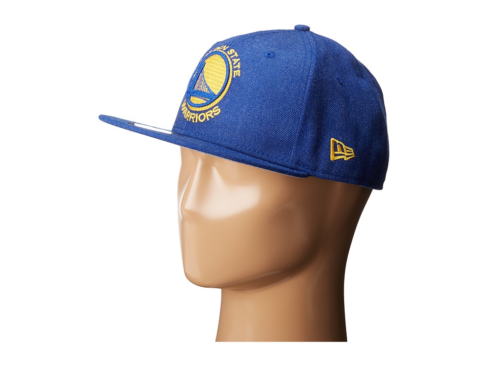 New Era - Heather Crisp Golden State Warriors (Team) Baseball Caps
