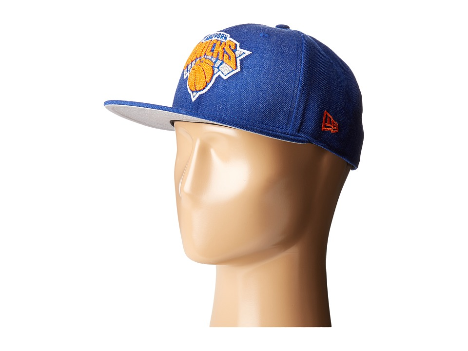 New Era - Heather Crisp New York Knicks (Team) Baseball Caps