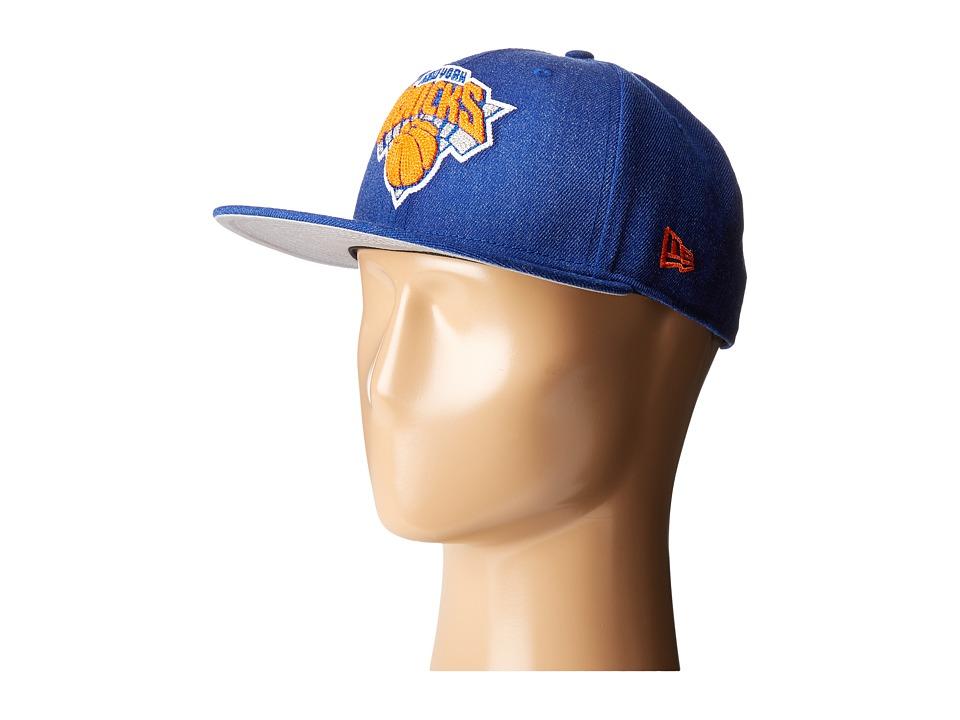 New Era - Heather Crisp New York Knicks (Team) Baseball Caps