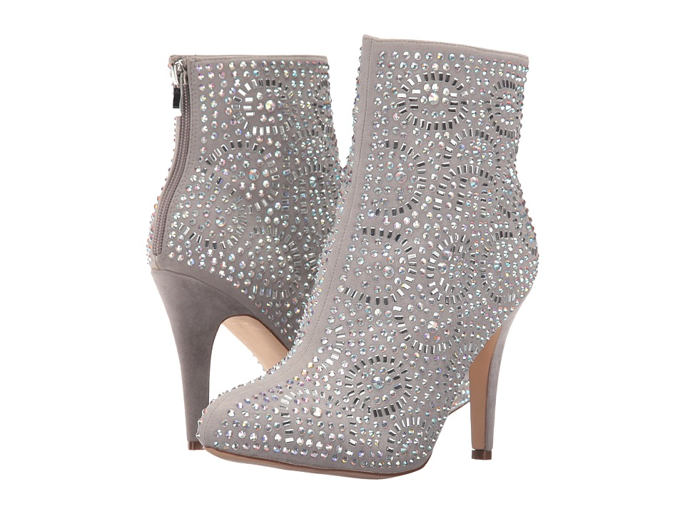 Lauren Lorraine - Nicole (Silver) Women's Boots