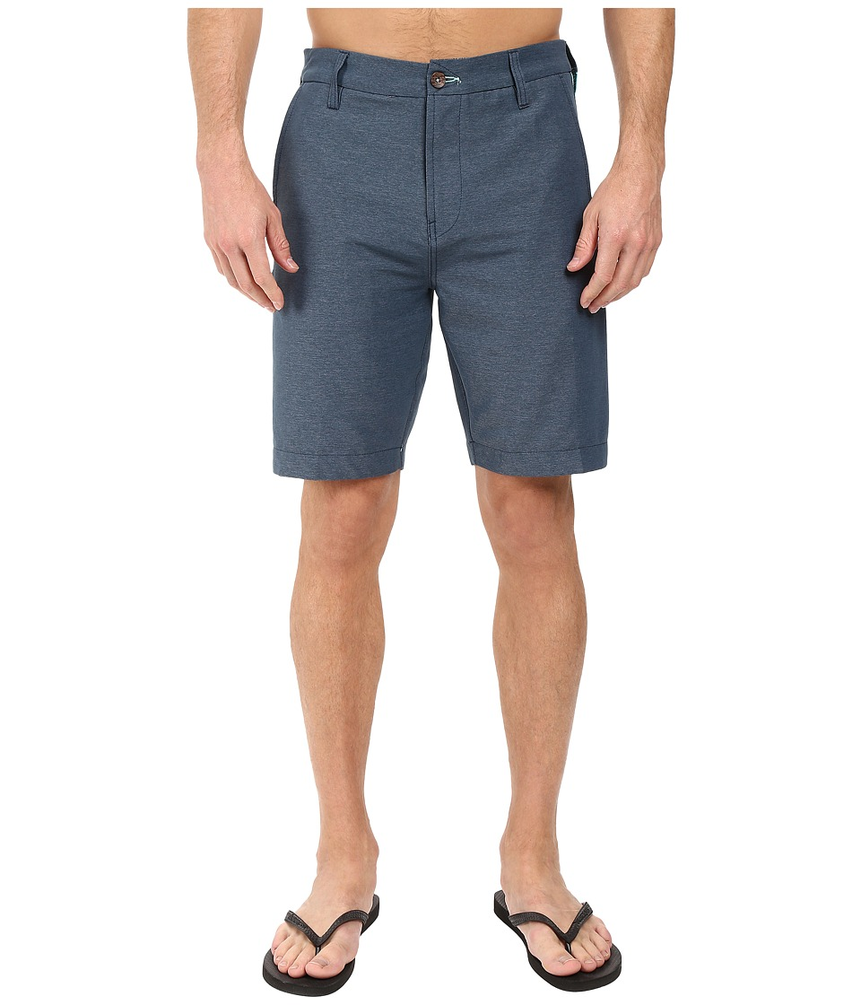VISSLA - Snake Park 20 Hybrid Walkshort (Dark Navy) Men's Shorts