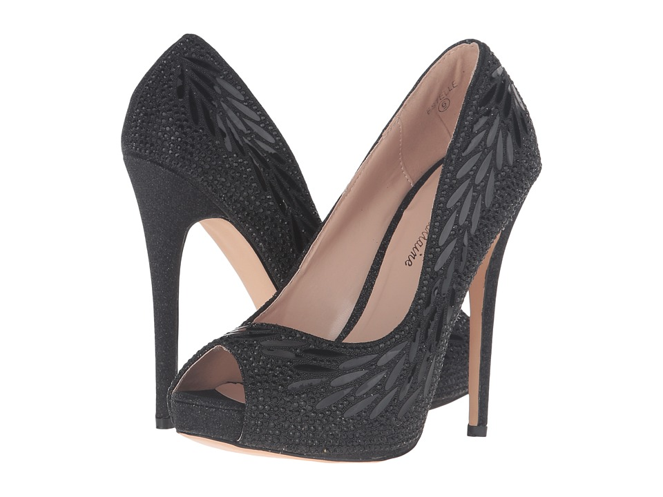 Lauren Lorraine Estelle (Black) High Heels