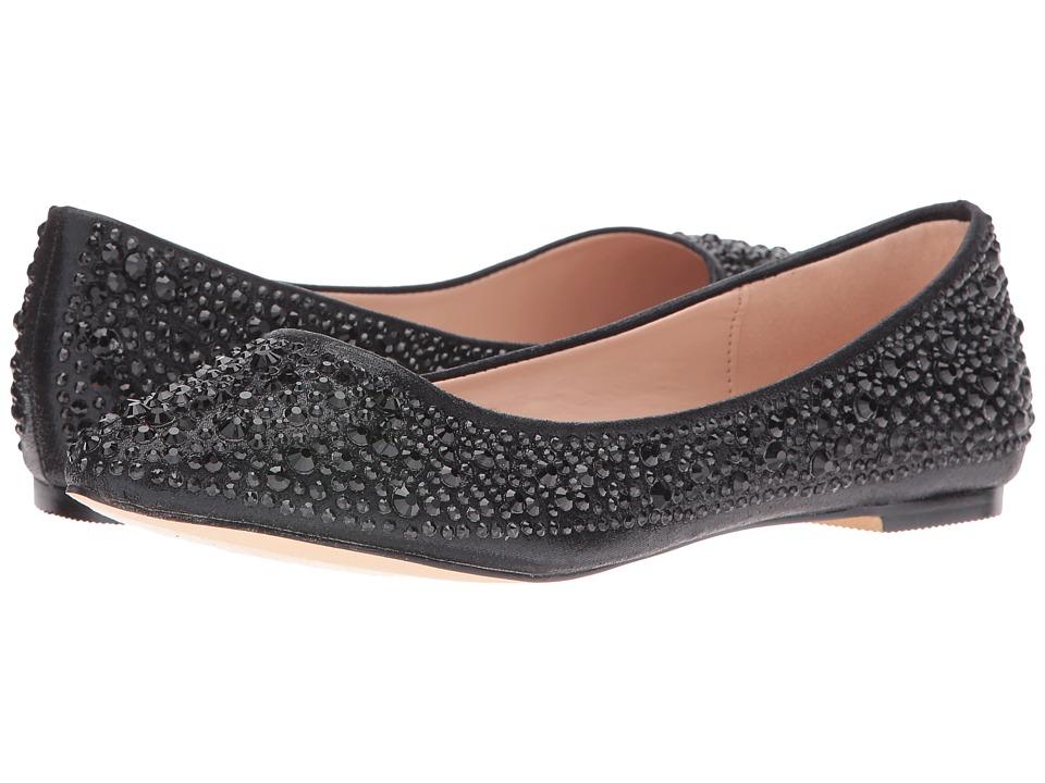 Lauren Lorraine - Lizzy (Black) Women's Flat Shoes