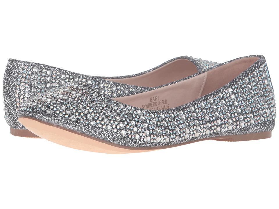 Lauren Lorraine - Bari (Pewter) Women's Flat Shoes