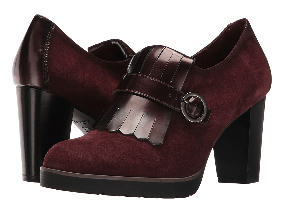 Hispanitas - Vonetta (Crosta Bordo/Gress Bronce) Women's Shoes