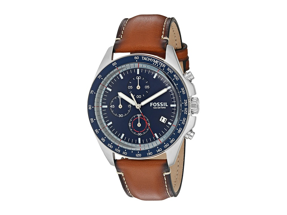 Fossil - Sport 54 - CH3039 (Blue) Watches