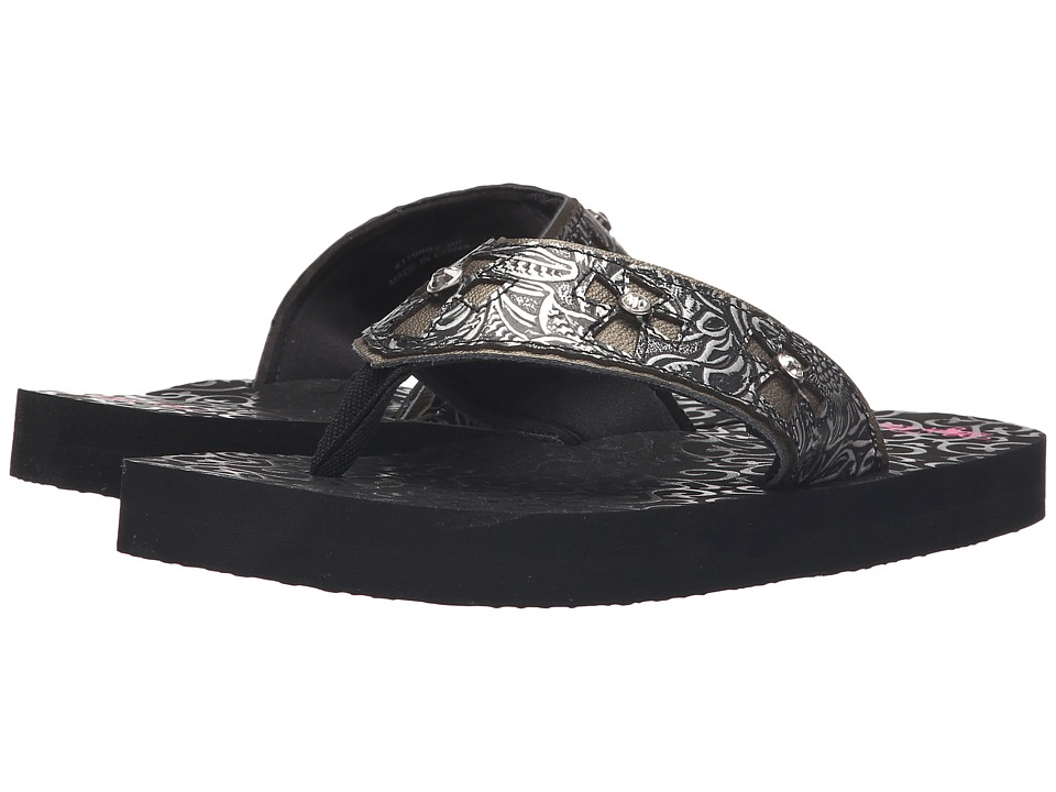 M&F Western - Libby (Black) Women's Sandals