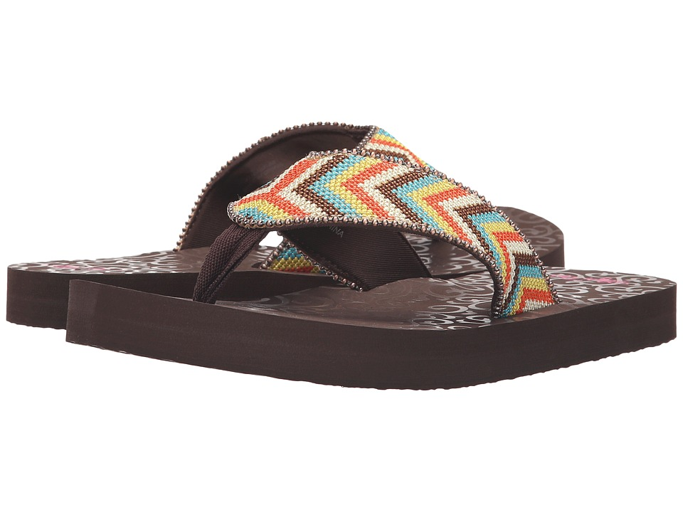 M&F Western - Angie (Multi) Women's Sandals