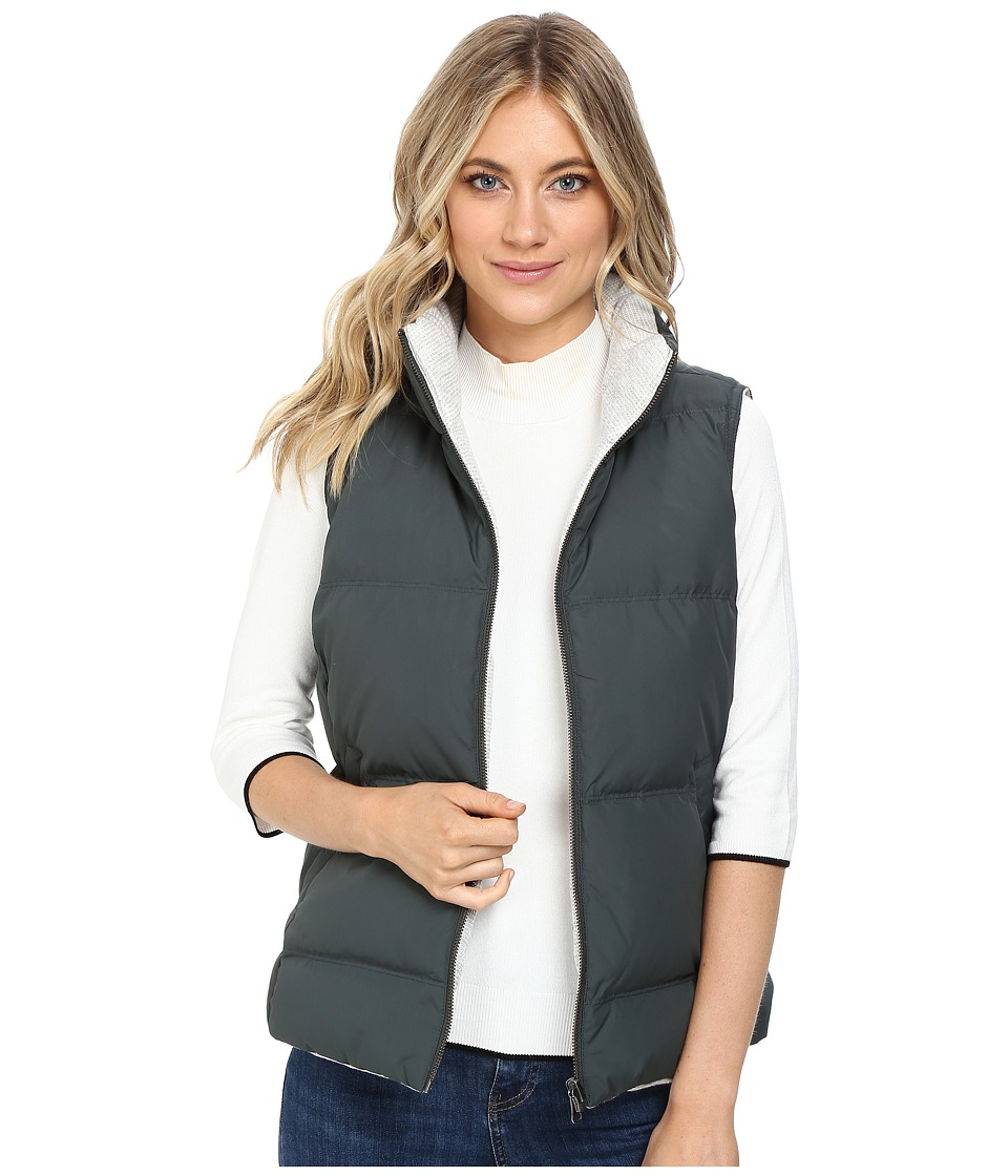 Joie - Hendrick 6608-J2473 (Dark Ivy/Heather Grey) Women's Vest