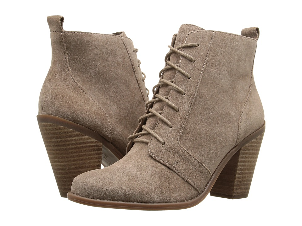 Jessica Simpson Channie (Warm Taupe Split Suede) Women