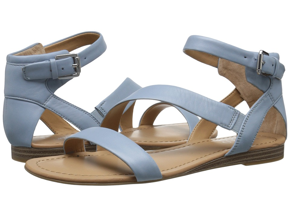 Franco Sarto - Gracia 2 (Pale Blue) Women's Sandals
