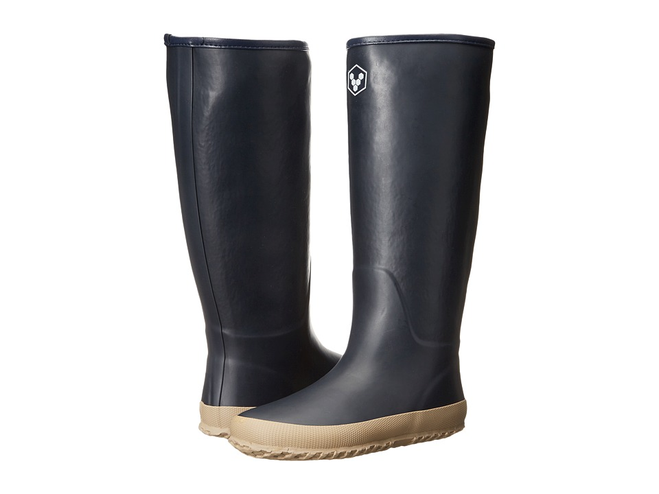Vivobarefoot - Waterloo (Navy) Women's Boots