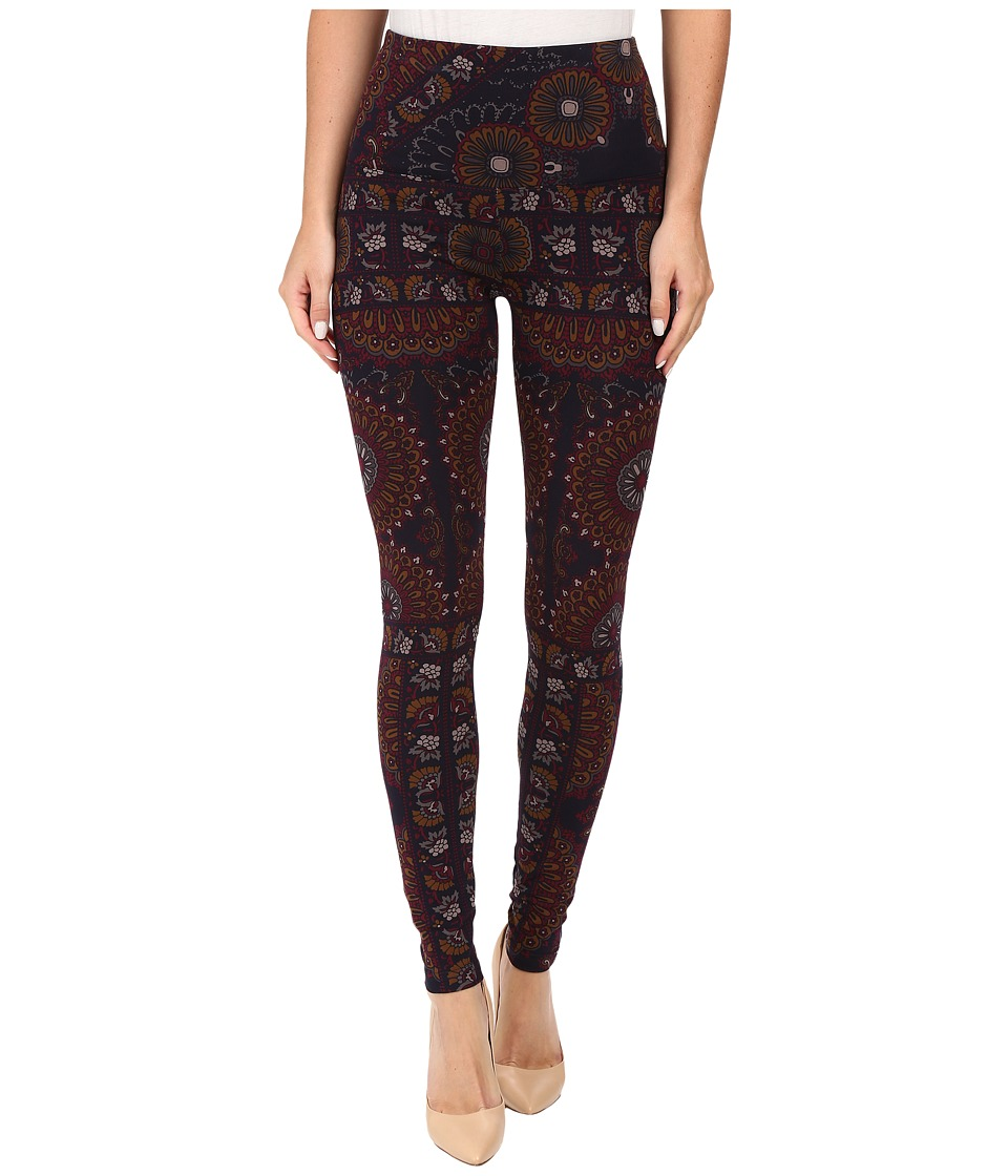 Lysse - Tight Ankle Legging 1219 (Persia Print) Women's Clothing