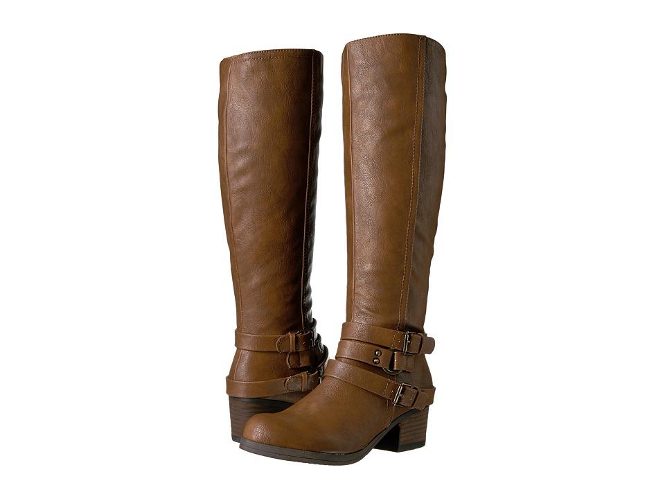 CARLOS by Carlos Santana - Camdyn (Cognac) Women's Boots