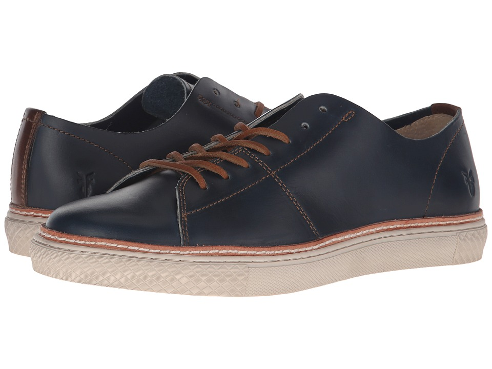 Frye - Gates Low Lace (Navy) Men's Shoes