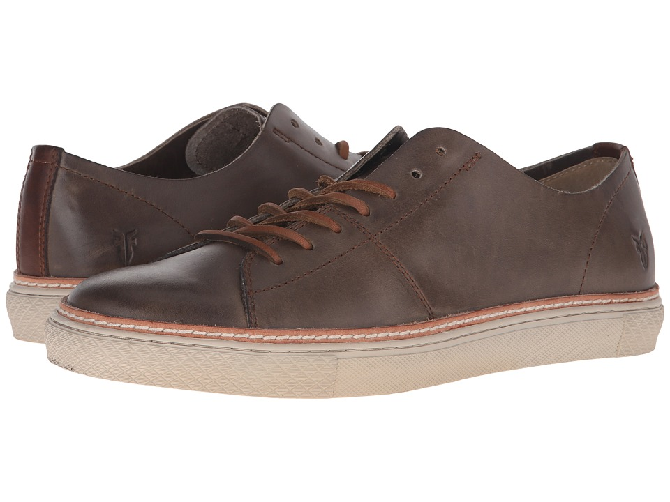 Frye Gates Low Lace (Stone) Men