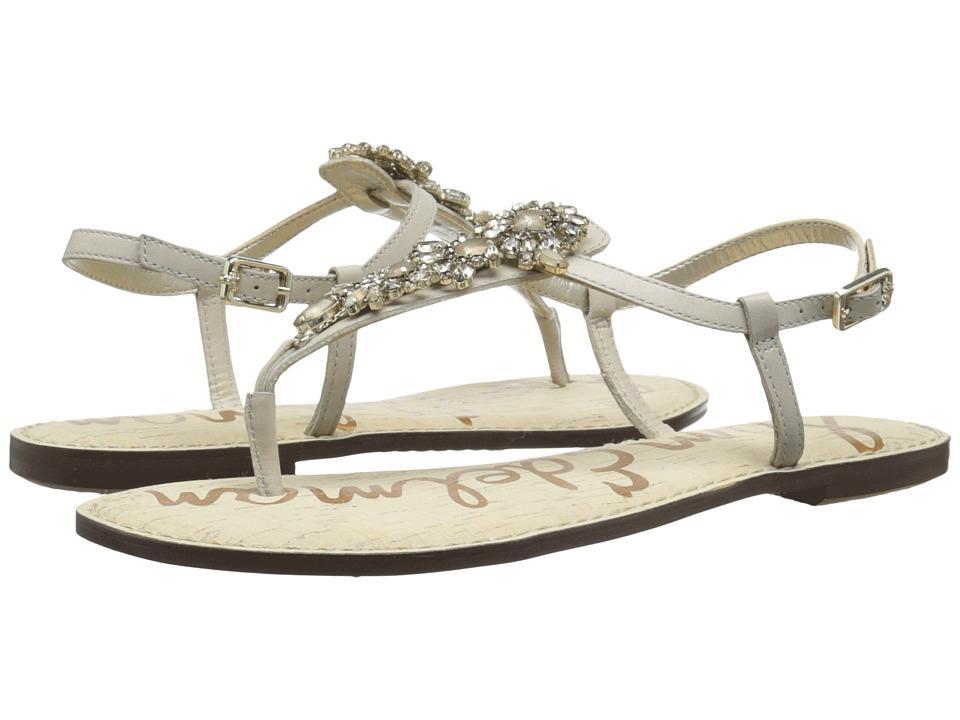 Sam Edelman - Gene (Greige Leather) Women's Sandals