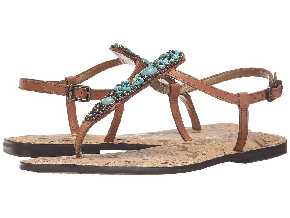 Sam Edelman - Gretel (Saddle Leather) Women's Sandals
