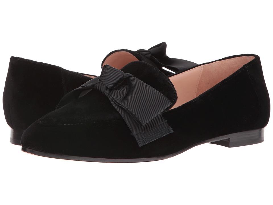 Kate Spade New York - Claudia (Black Velvet) Women's Shoes