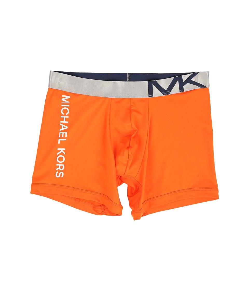 Michael Kors - Statement Icon Boxer Brief (Mango) Men's Underwear