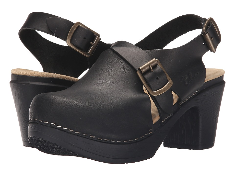 Calou Stockholm - Astrid (Soft Black) Women's Shoes