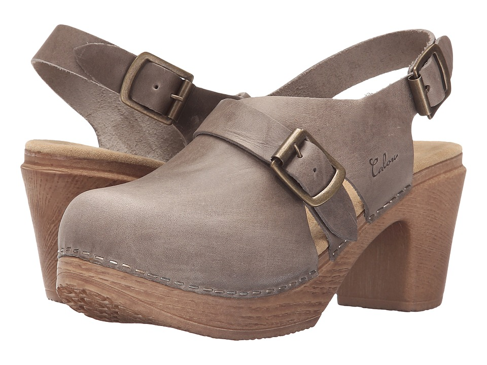 Calou Stockholm - Astrid (Soft Grey) Women's Shoes