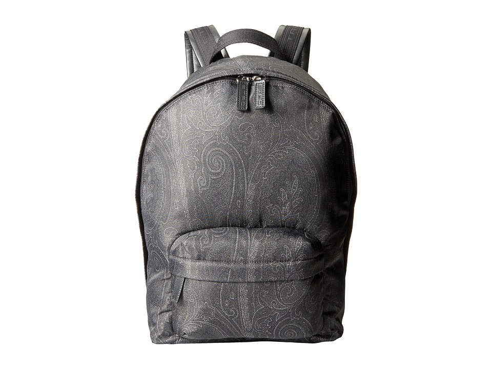 Etro - 1G990-4902 (Black) Backpack Bags