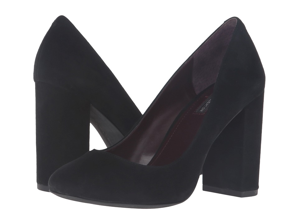 BCBGeneration Franka (Black Suede) Women