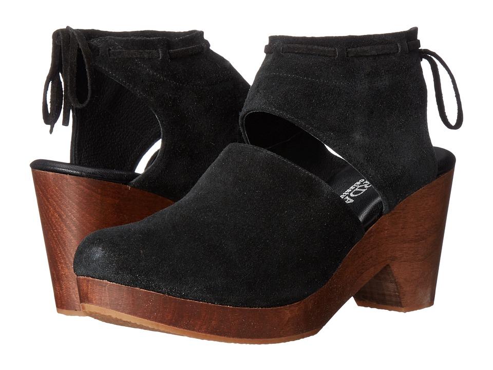 Cordani - Farrow (Black Suede) High Heels